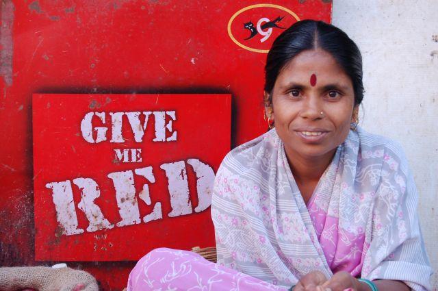 Zdjęcia: Pune, Give me red!, INDIE