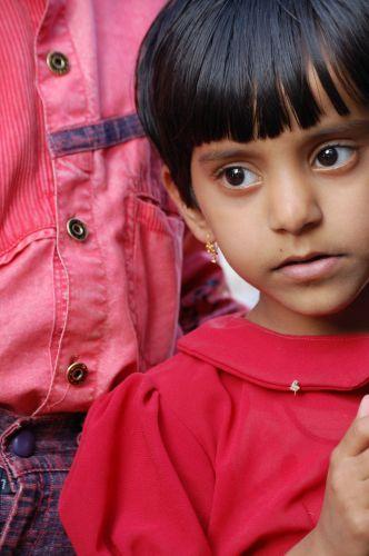 Zdjęcia: Pune, Portret dziewczynki II, INDIE