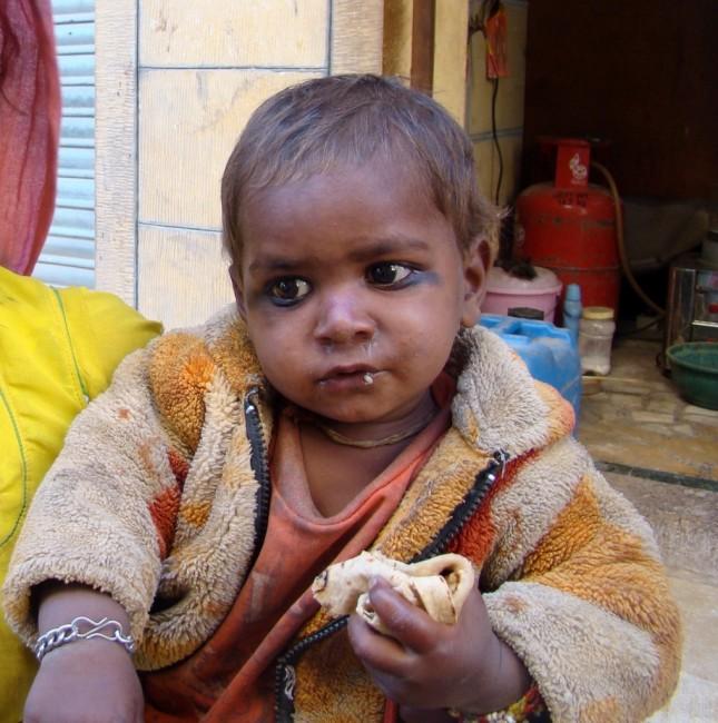 Zdjęcia: Jaisalmer, Radżastan, Henna, INDIE