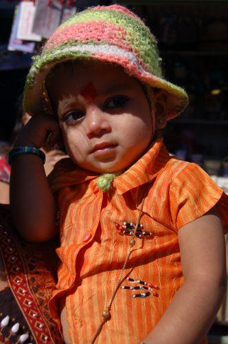Zdjęcia: Okolice Poone, Portret, INDIE