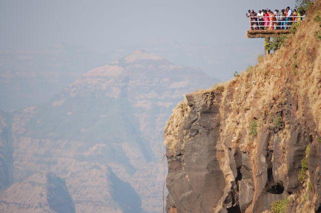 Zdjęcia: Okolice Poone, Punkt obserwacyjny na Monkey Point, INDIE
