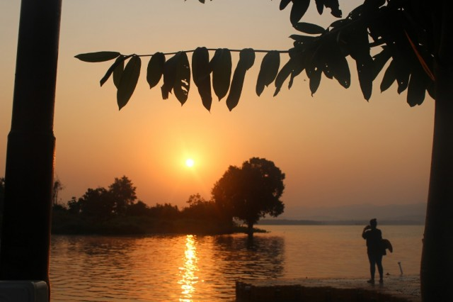 Zdjęcia: Satpura, Madhya Pradesh, Wschód słońca, INDIE