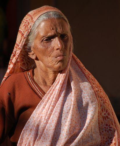 Zdj�cia: Okolice Poone, Twarze Indii - ver. 2, INDIE