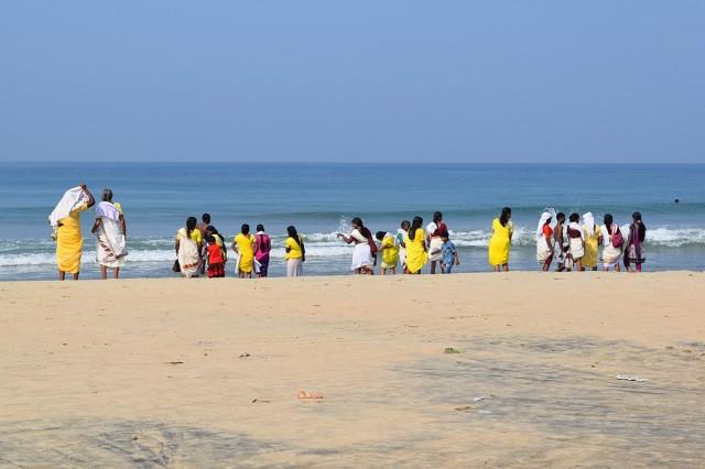 Zdjęcia: Varkala, Kerala, Varkala 1, INDIE