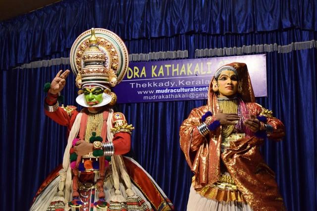 Zdjęcia: Kumily, Kerala, teatr, INDIE