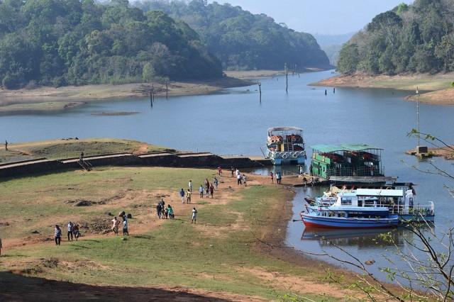 Zdjęcia: Periyar National Park, Kerala, Periyar National Park 2, INDIE