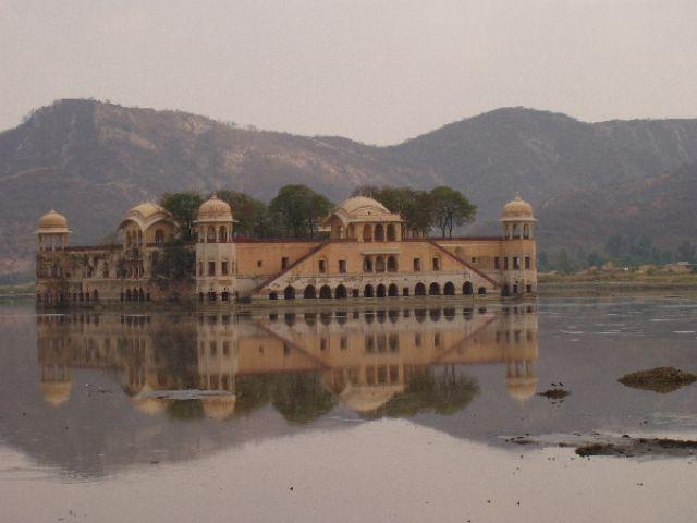 Zdjęcia: Jaipur, Pałac na wodzie, INDIE