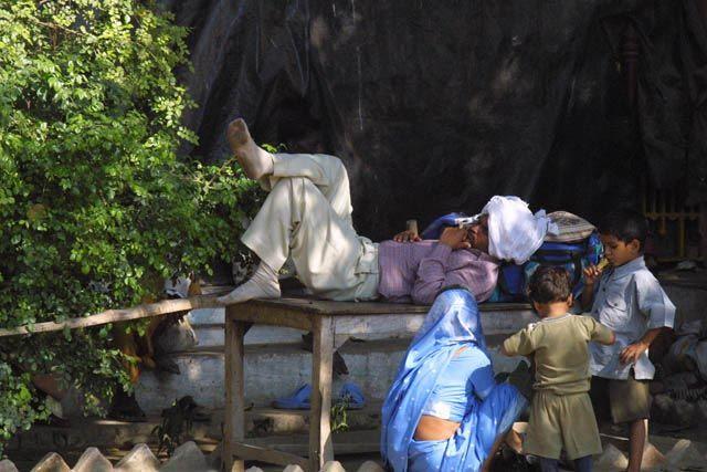 Zdjęcia: Waranasi, Uttar Pradesh, Odpoczynek, INDIE