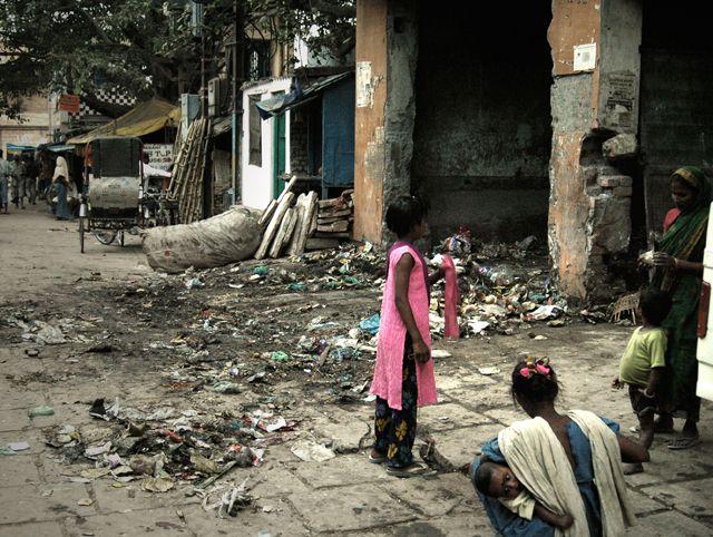 Zdjęcia: Varanasi, ulice Varanasi, INDIE