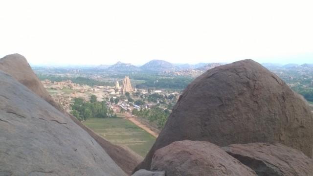 Zdjęcia: Hampi, Karnataka, Panorama Hampi, INDIE