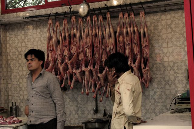 Zdjęcia: Delhi, targ w Dehli, INDIE