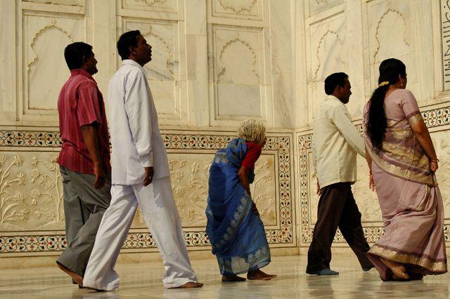 Zdjęcia: Taj Mahal, Taj Mahal, INDIE