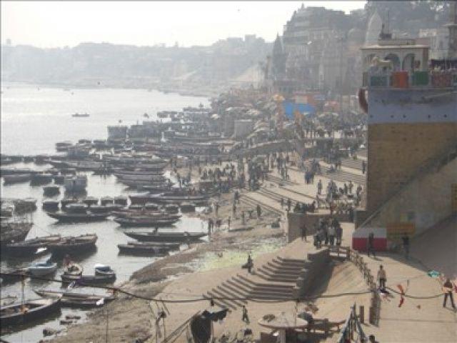 Zdj�cia: Varanasi, Ganga, INDIE