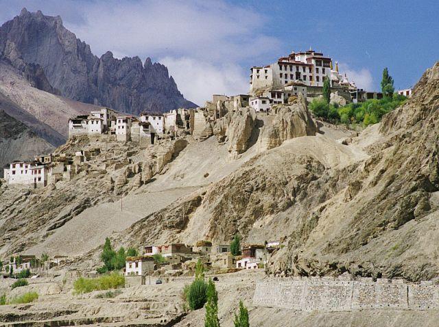 Zdjęcia: Lamayuru- Ladakh, Ladakh- J&K-Indie Północne, Lamayuru Gonpa, INDIE