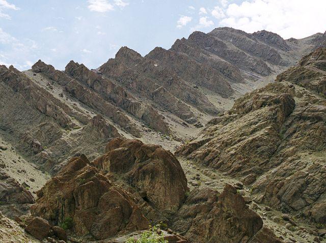 Zdjęcia: Hemis- Ladakh, Ladakh- J&K-Indie Północne, formy Hemis, INDIE