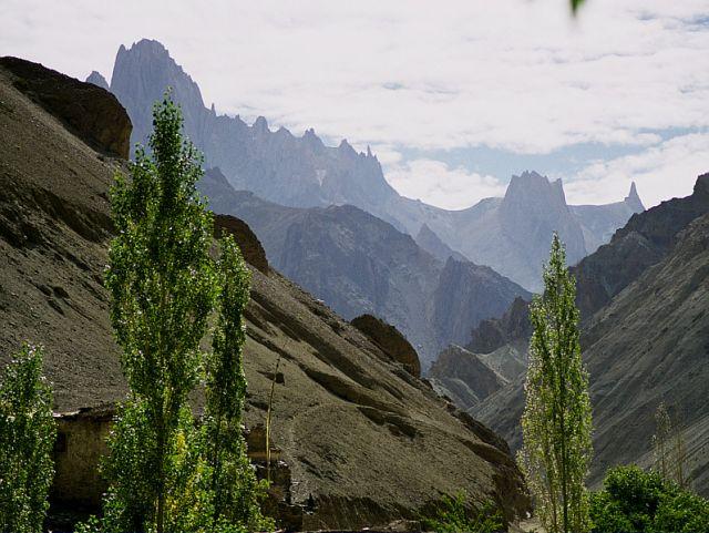 Zdjęcia: Wanla, Ladakh- J&K- Indie Północne,  Wanla-Hunupata, INDIE