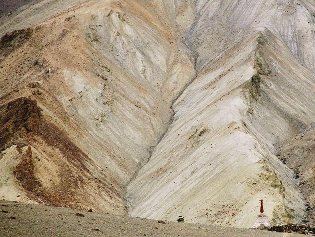 Zdjęcia: zejście z Parsila do Photoksar, Ladakh- J&K- Indie Północne, Photoksar, INDIE