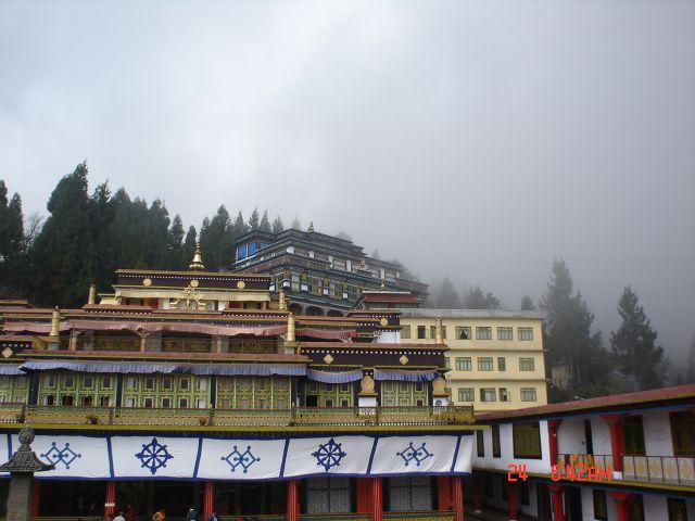 Zdjęcia: Sikkim, Sikkim, Rumtek-klasztor, INDIE