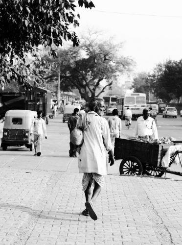 Zdjęcia: Delhi, Delhi, a man, INDIE