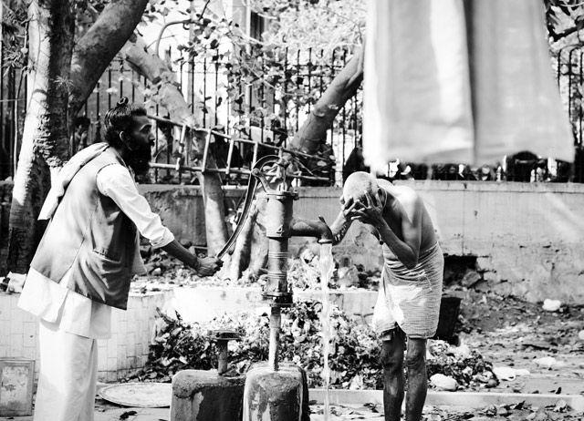 Zdjęcia: Delhi, Delhi, oczyszczające obmycie, INDIE
