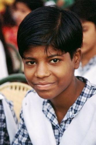 Zdjęcia: Delhi, Girl , INDIE