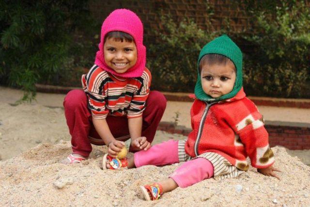Zdjęcia: Agra, Children, INDIE