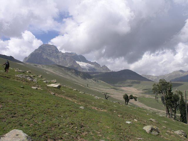 Zdjęcia: Harimukh peak, Kashmir, harimukh peak, INDIE