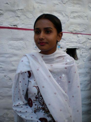Zdjęcia: Rajastan, W bieli, INDIE