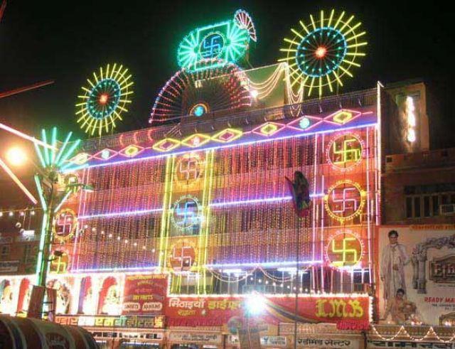 Zdjęcia: Jaipur, Rajasthan, Happy Divali, INDIE