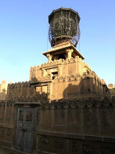 Zdjęcia: Lodhruva, Rajasthan, Lodhruva na Pustyni Thar, INDIE