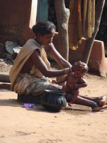 Zdjęcia: orissa, kąpiel, INDIE