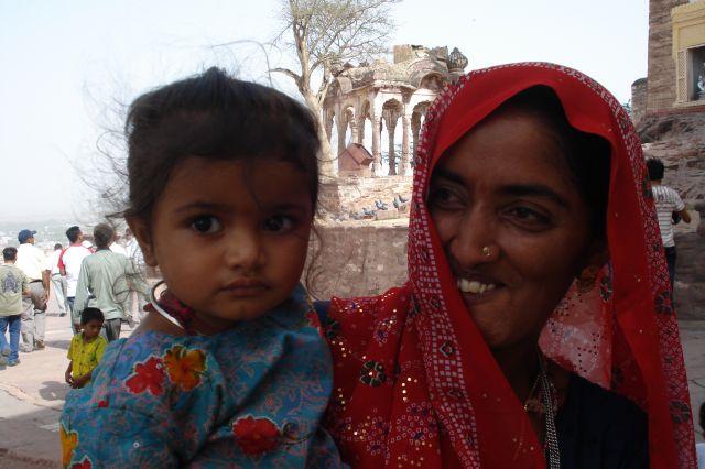 Zdj�cia: Jodhphur, Rad�astan, Rodzinnie..., INDIE