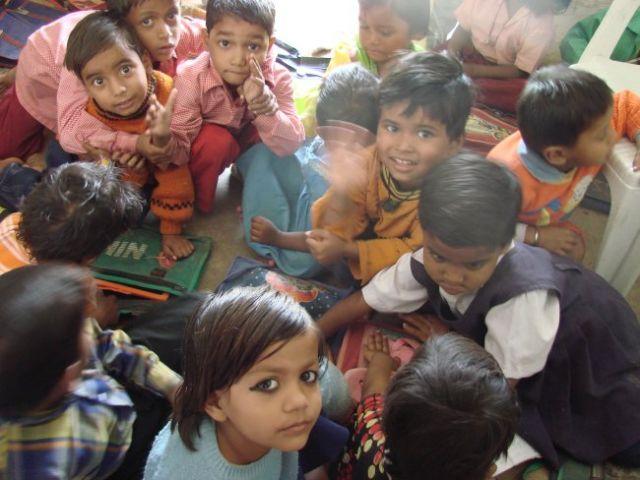 Zdjęcia: khajuraho, madhya pradesh, dzieci, INDIE