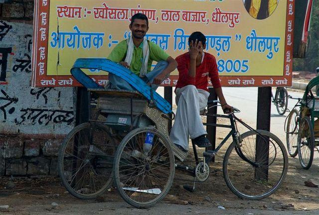 Zdj�cia: Rad�astan, Rad�astan, Rikszarze..., INDIE