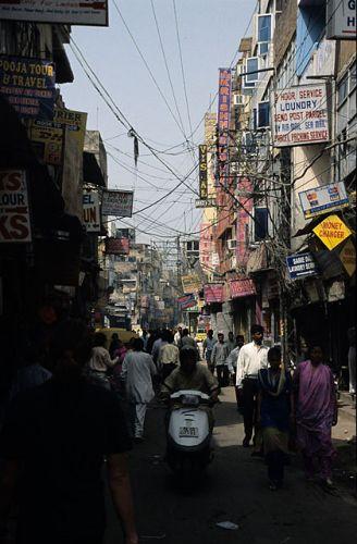 Zdj�cia: Delhi, energrtyka, INDIE