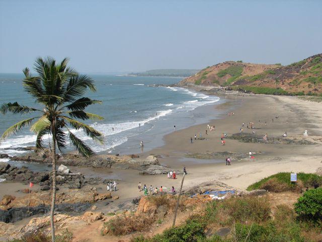 Zdjęcia: Vagator Beach, Goa, Vagator Beach, INDIE