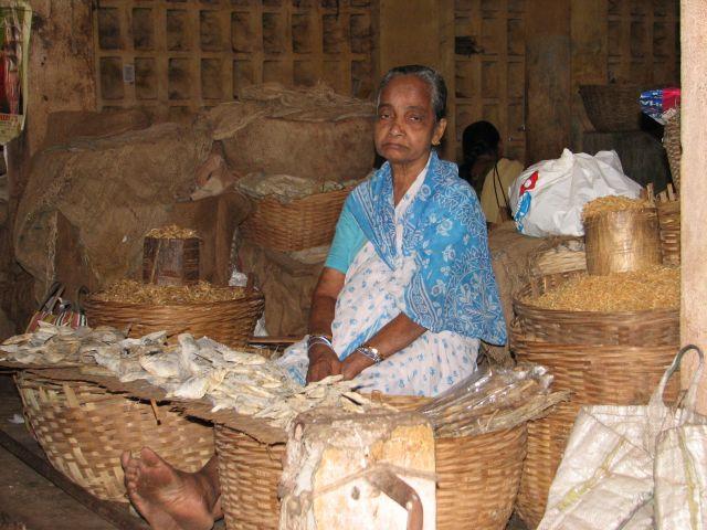 Zdjęcia: Mapusa, Goa, Na rynku w Mapusie, INDIE