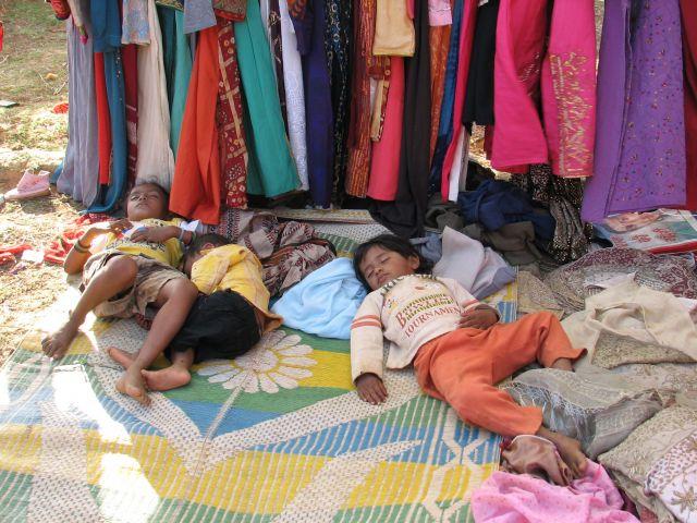Zdjęcia: Anjuna Beach Market, Goa, A my sobie troszkę odpoczniemy!, INDIE