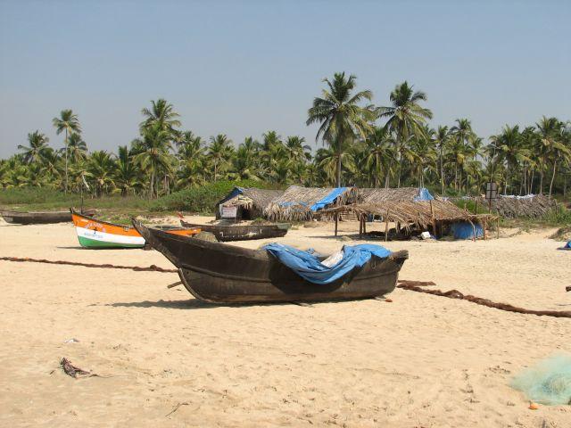 Zdj�cia: Colva Beach, Goa, Niedaleko Colva Beach, INDIE