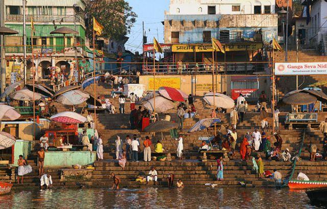 Zdjęcia: VARANASI, Zdjęcie nr.7, INDIE