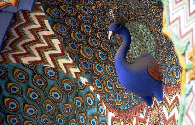 Zdjęcia: JAIPUR Pałac Maharadży, U Maharadży 3, INDIE