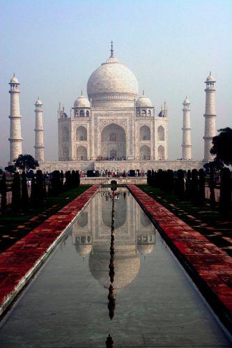 Zdjęcia: AGRA TAJ MAHAL, Muszę mieć taką fotkę, INDIE