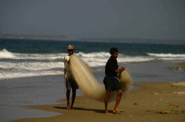 Zdjęcia: Malvan, Konkan Coast, rybacy, INDIE