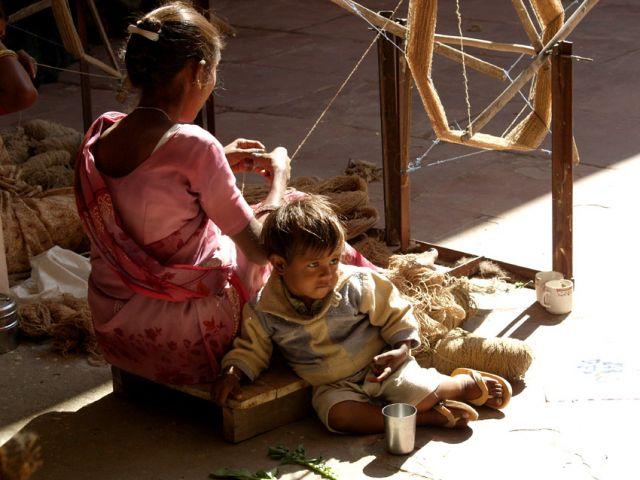 Zdjęcia: Agra, Zwykły dzień, INDIE