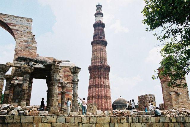 Zdjęcia: Delhi, Kutab Minar, INDIE