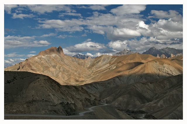 Zdjęcia: droga Manali-Leh, Ladakh, Himalaje, INDIE