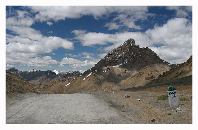 Zdjęcia: droga Manali-Leh, Ladakh, Droga, INDIE