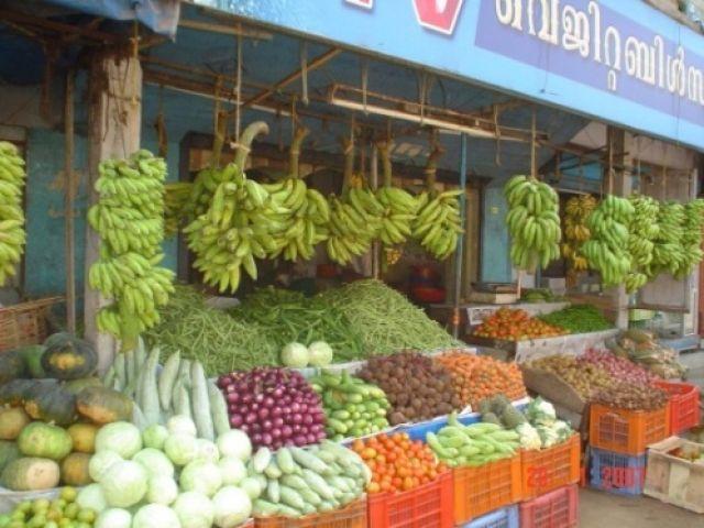 Zdjęcia: na targu w Anjunie, Kerala   , INDYJSKIE KOLORY, INDIE