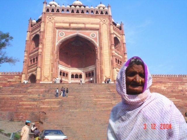 Zdjęcia: Fatehpur Sikri, Uttar Pradesh, INDYJSKIE PORTRETY, INDIE