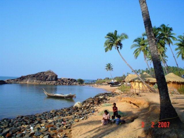 Zdjęcia: Patnem, Goa, INDYJSKIE PLAŻE, INDIE
